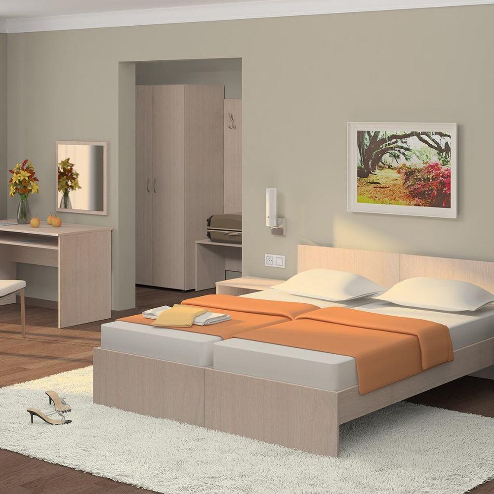 купить кровать для гостиницы недорого